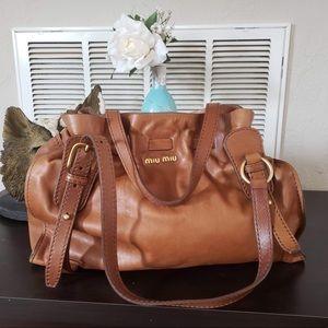 Miu Miu Peggy Bow bag